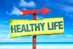 the path to a healthy life